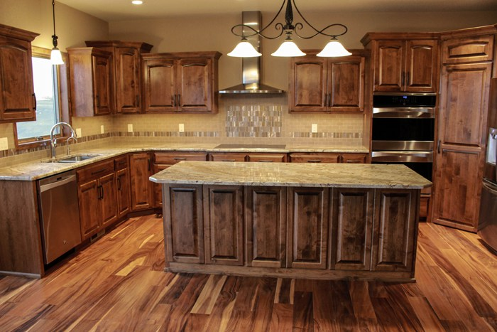 how to choose kitchen cabinets | prairie aire homes